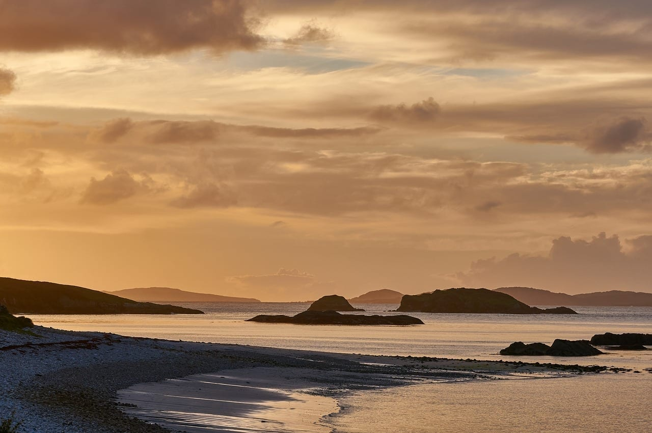 Irlanda Costa Mar