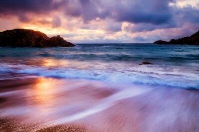 Irlanda Mar Océano