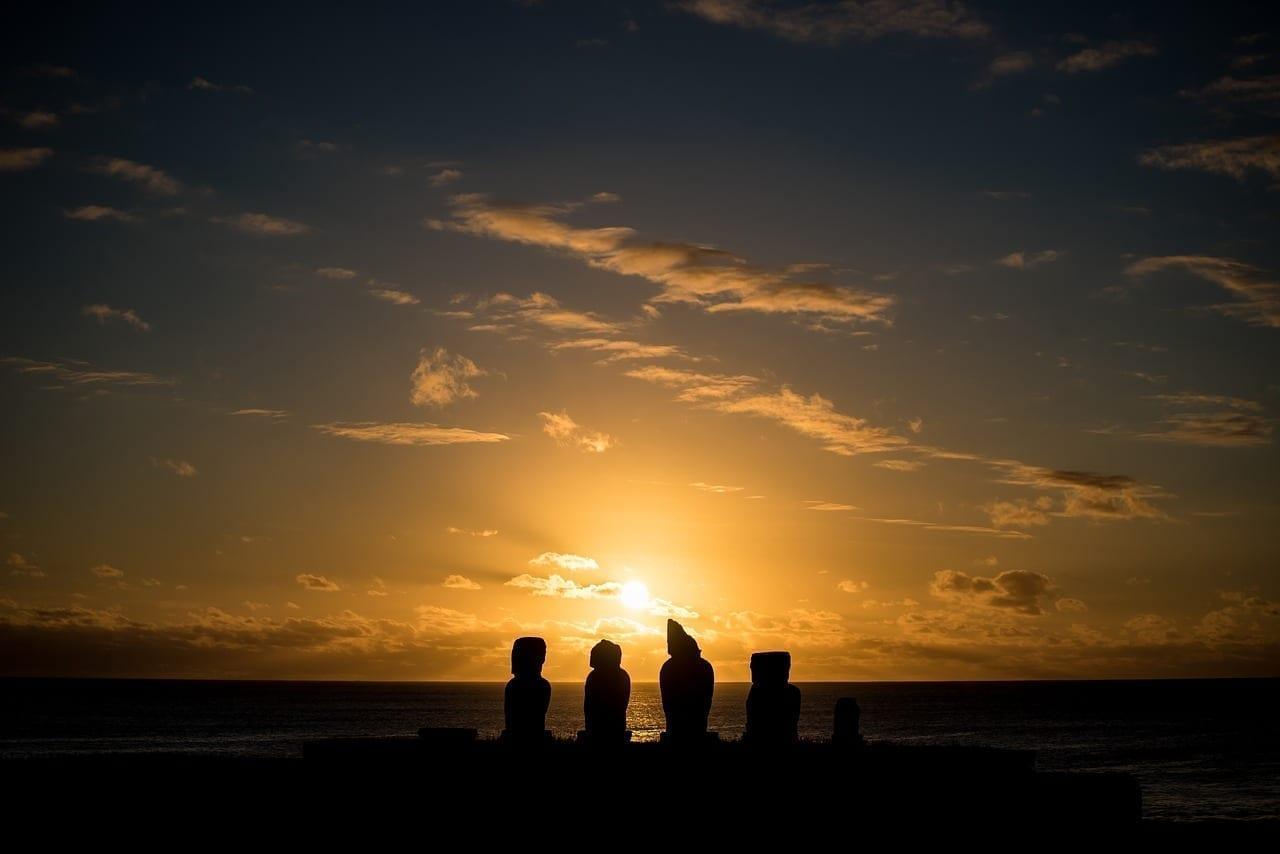 Isla De Pascua Easter Island Chile