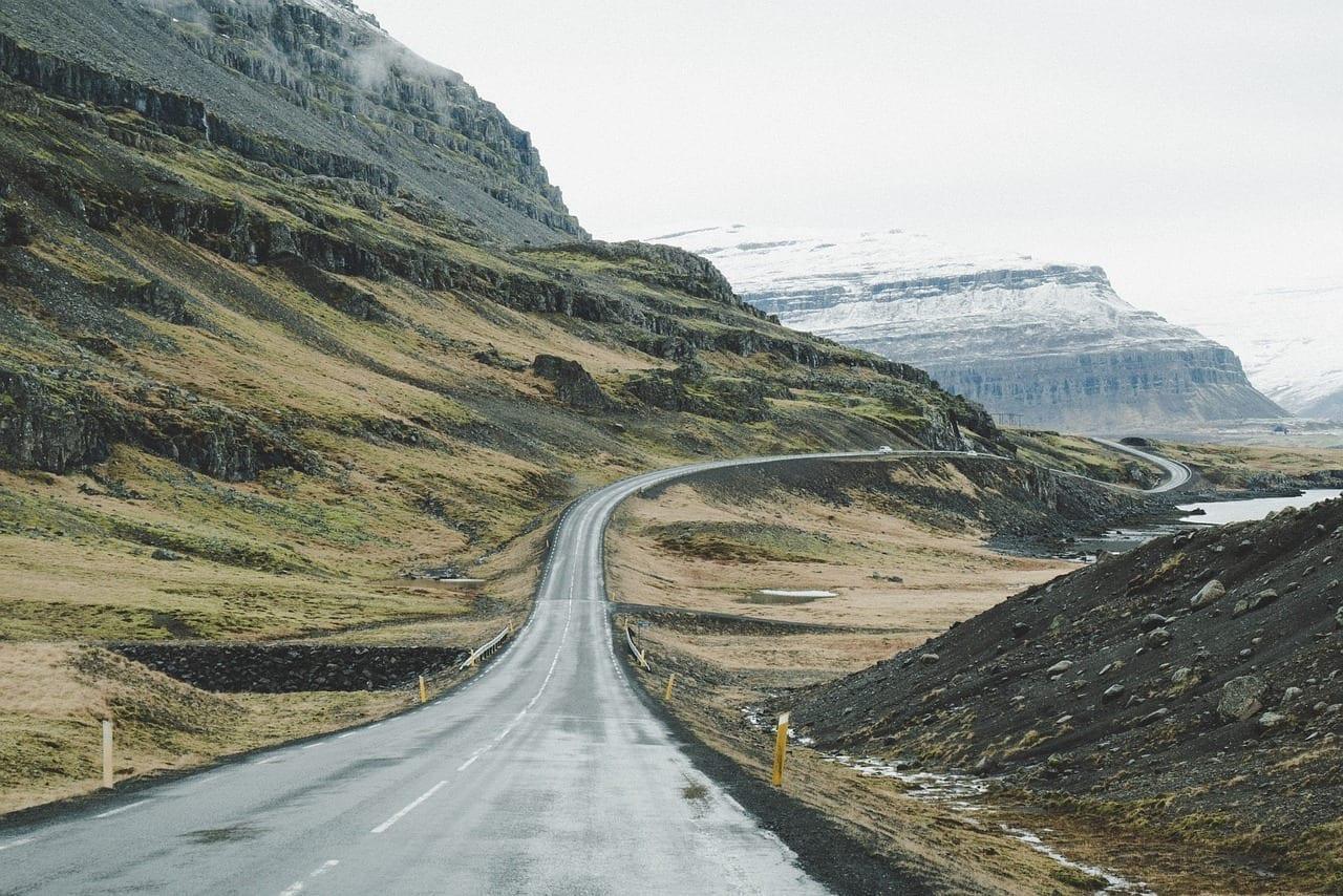 Islandia Por Carretera Carretera De Circunvalación