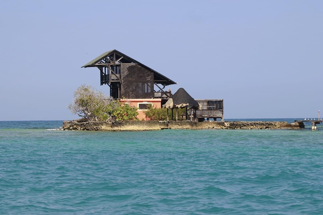 Islas Del Rosario Cartagena Colombia