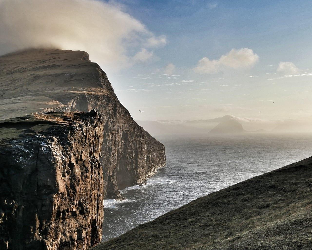 Islas Faroe Paisaje Nórdicos