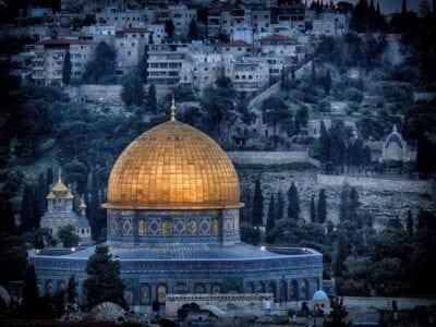 Jerusalén Cúpula Palestina