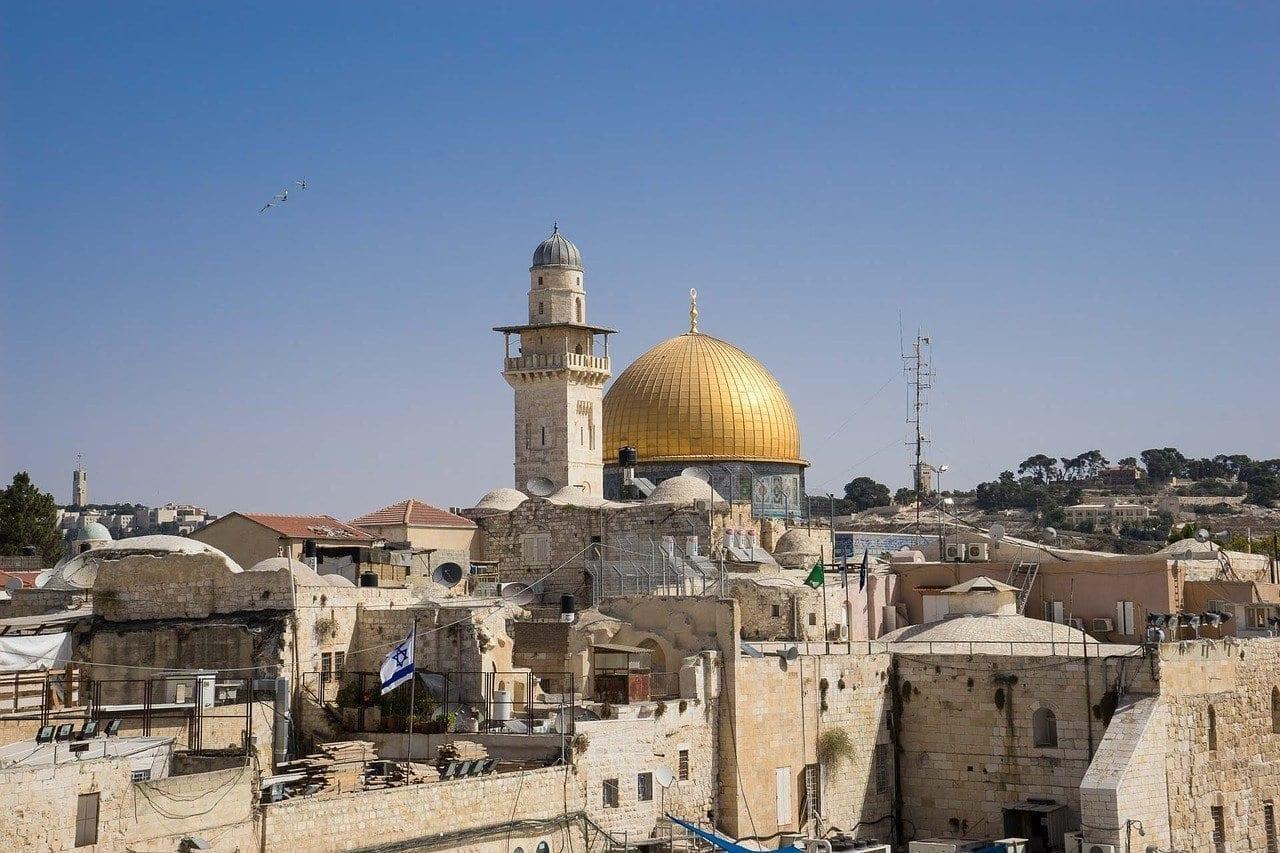 Jerusalén Israel Medio Oriente