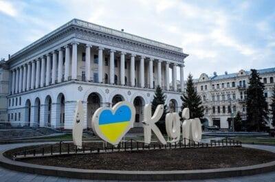 Kiev Ucrania De Viaje