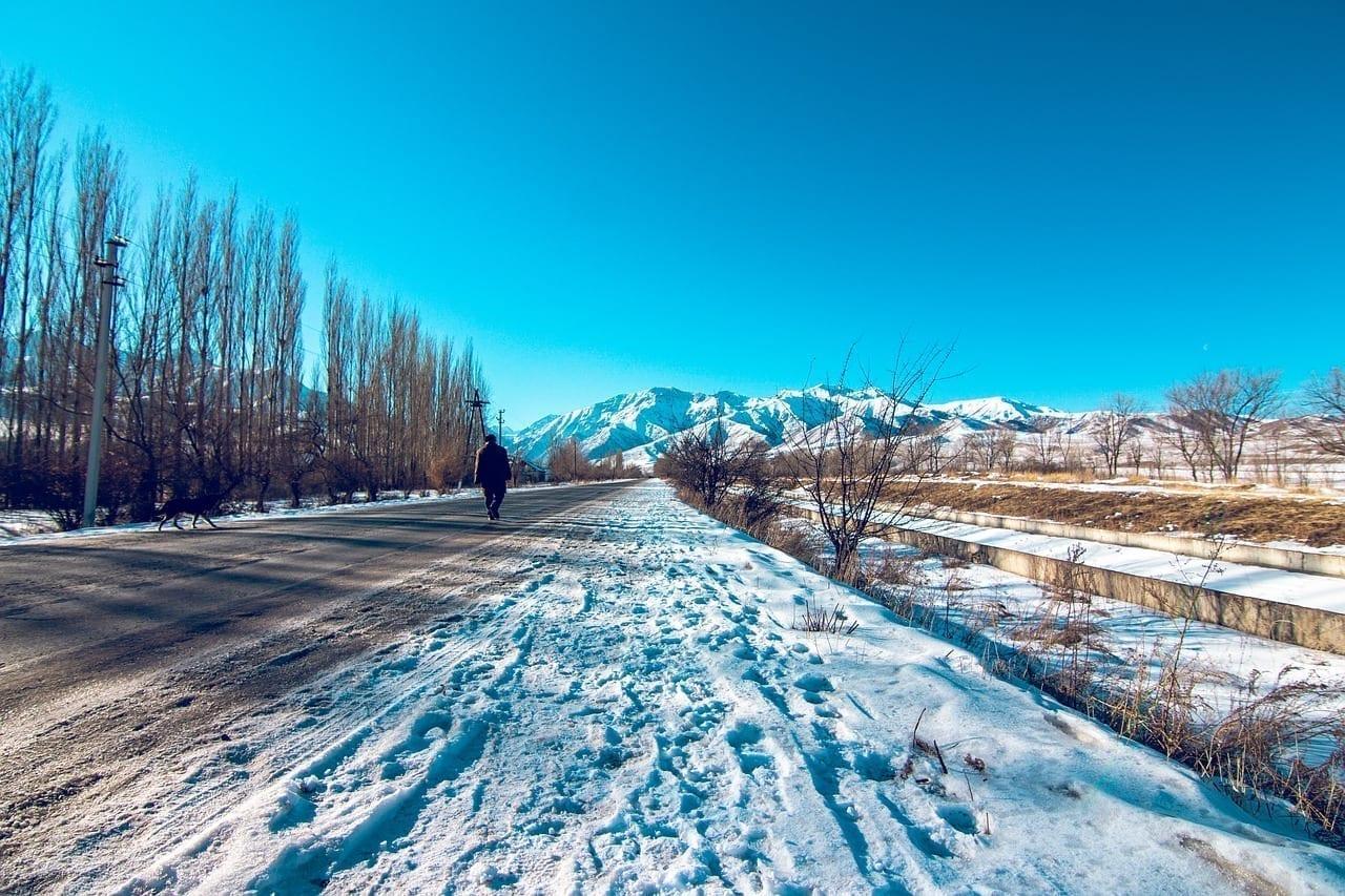 Kirguizistán Naturaleza Montañas
