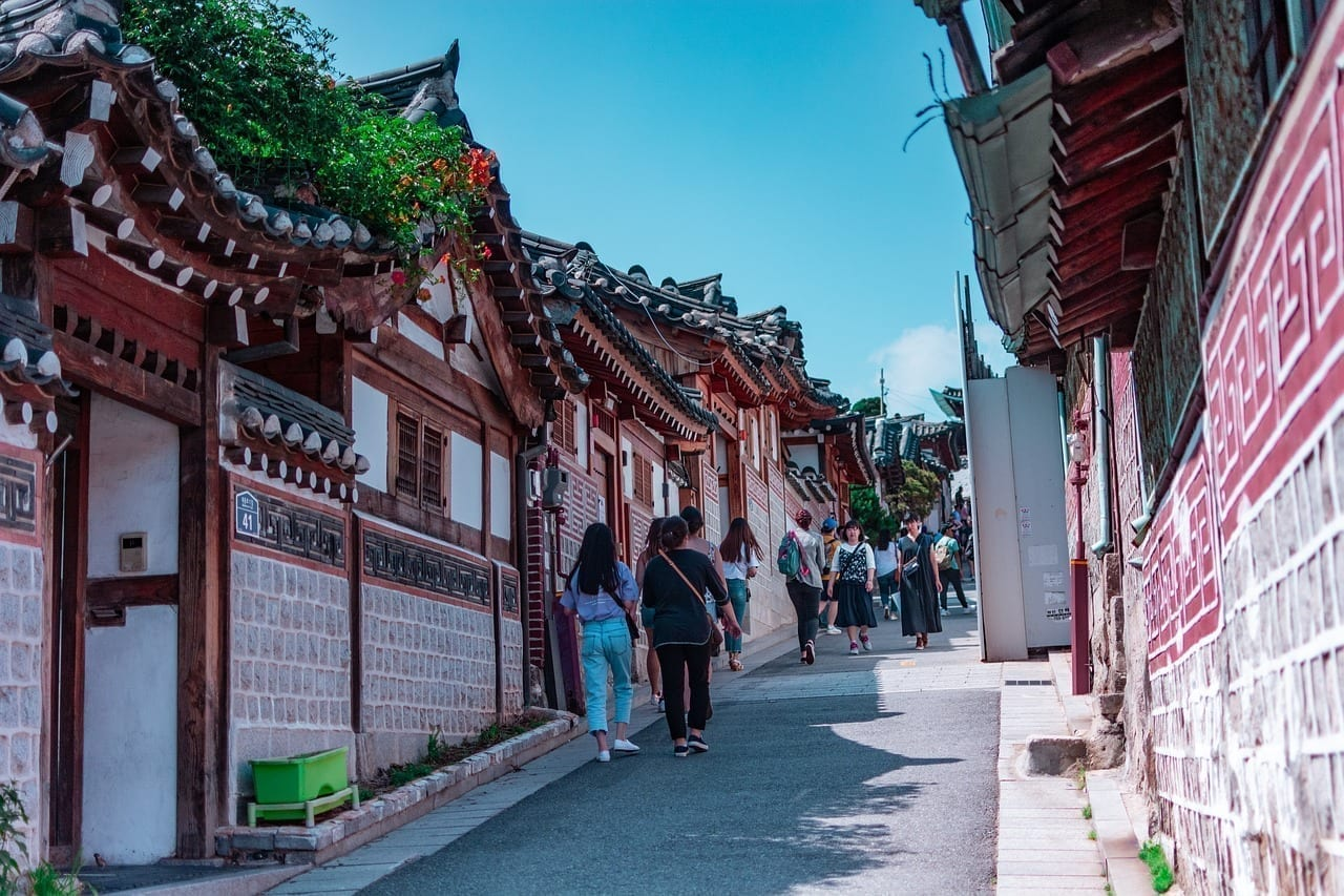 Korea Corea Del Sur Tradicional