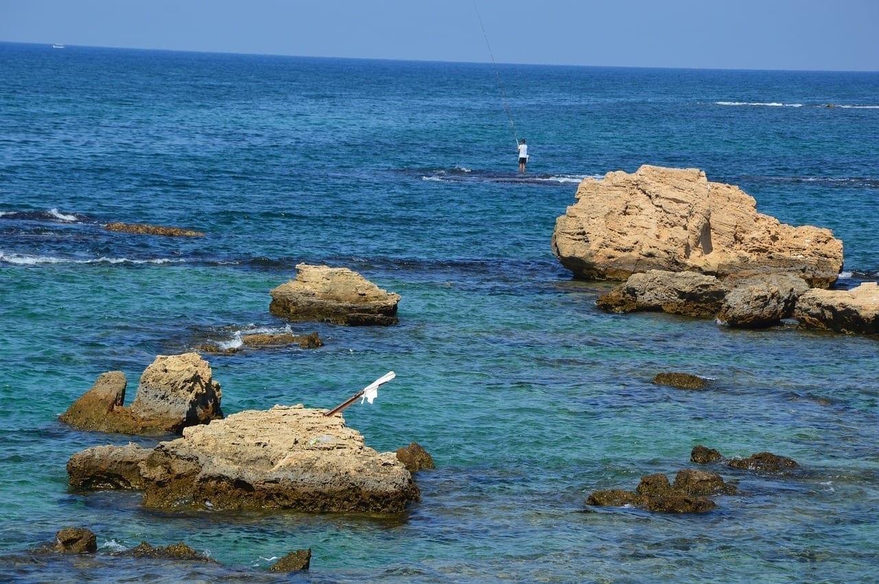 Líbano Mar Mediterráneo