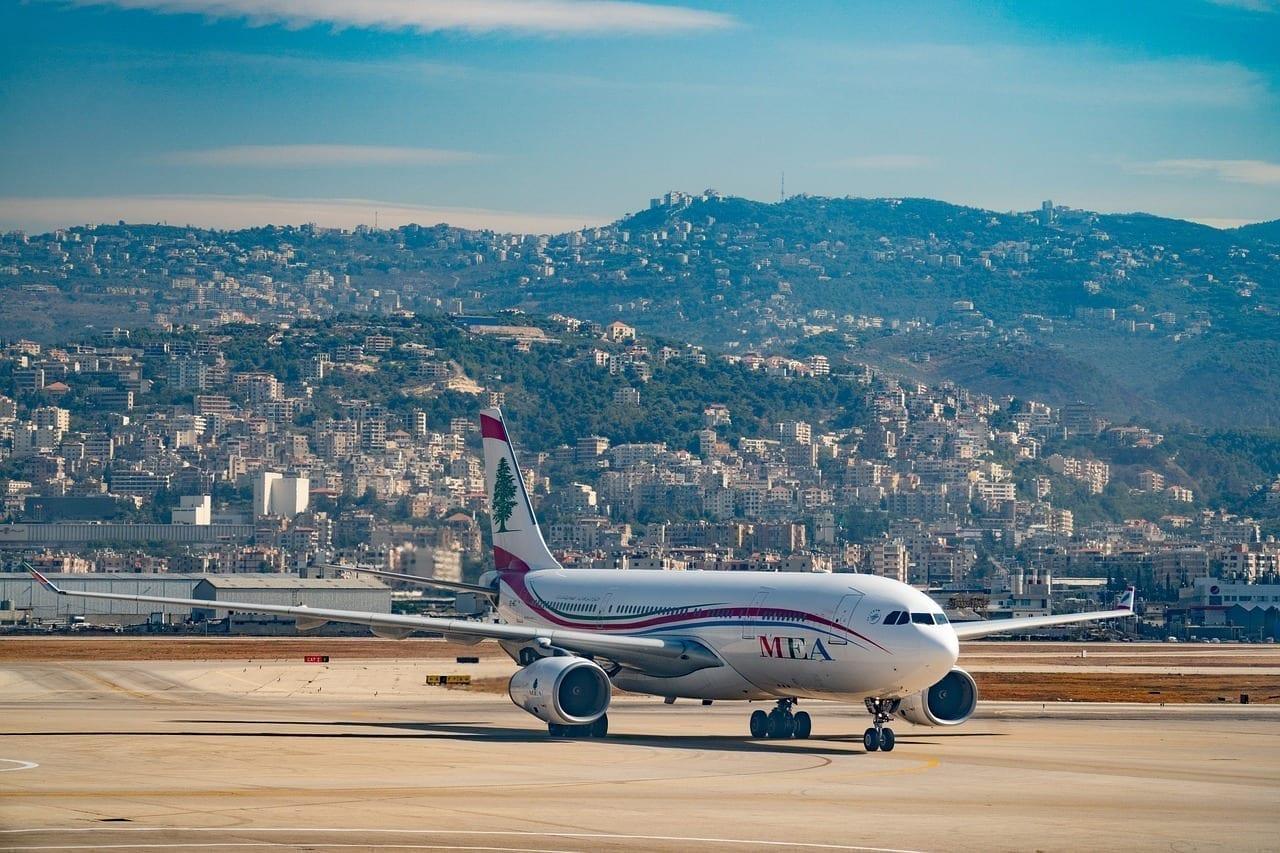 Líbano Oriente Medio Aeropuerto