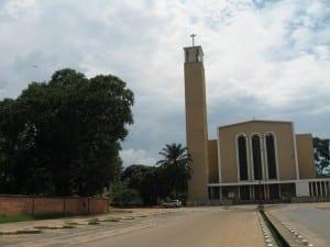 La Catedral de Bujumbura Burundi