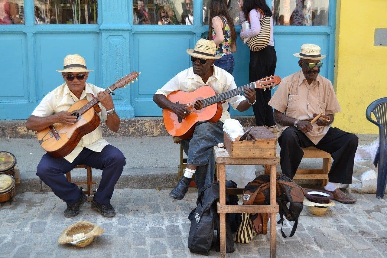 La Habana Cuba Música