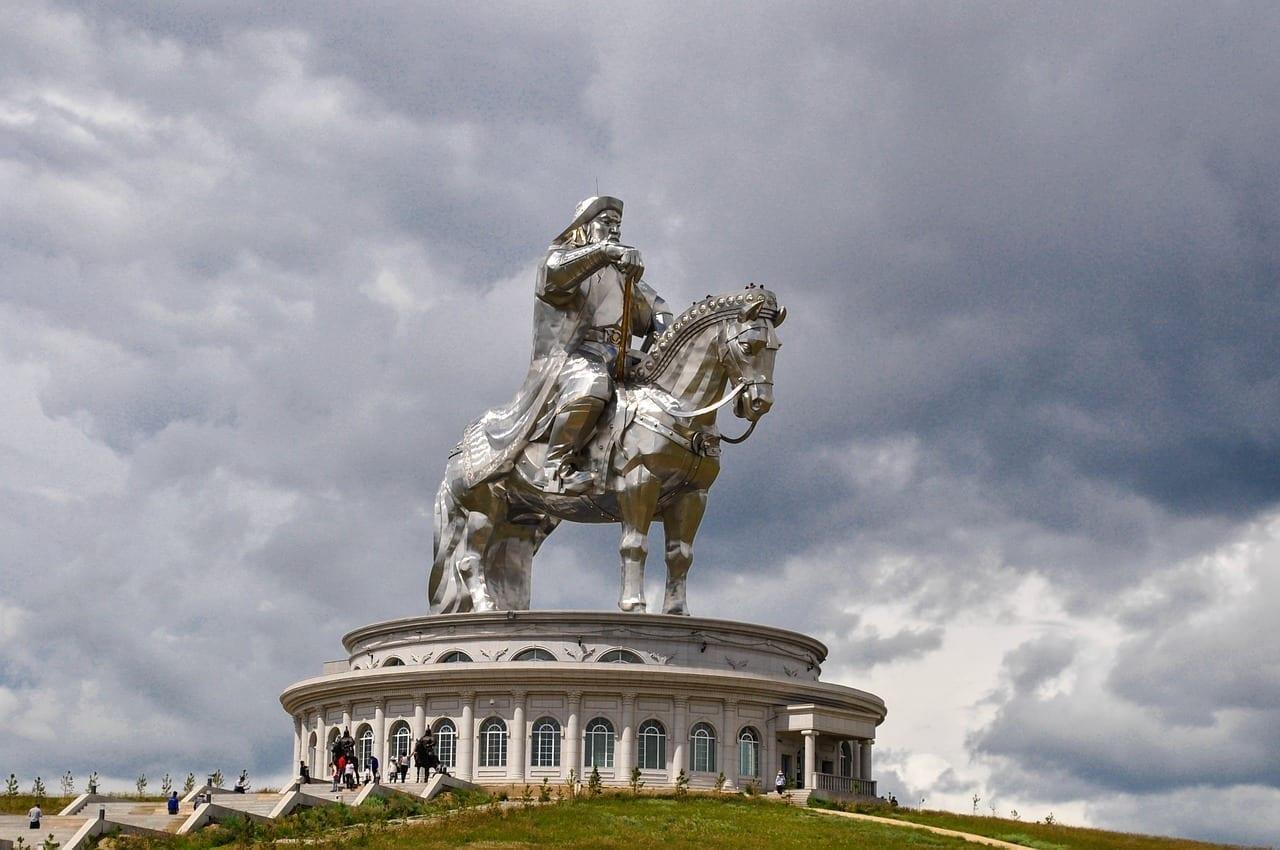 La Historia El Turismo Mongolia