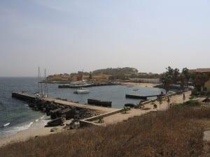 La isla de Goree Senegal