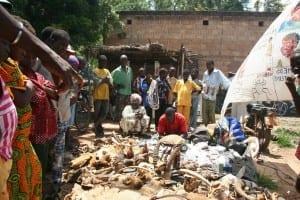La medicina tradicional en Uagadugú Burkina Faso