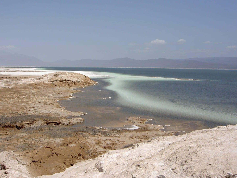 Lago Assal Yibuti