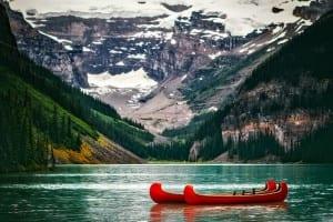 Lago Louise Canadá Paisaje