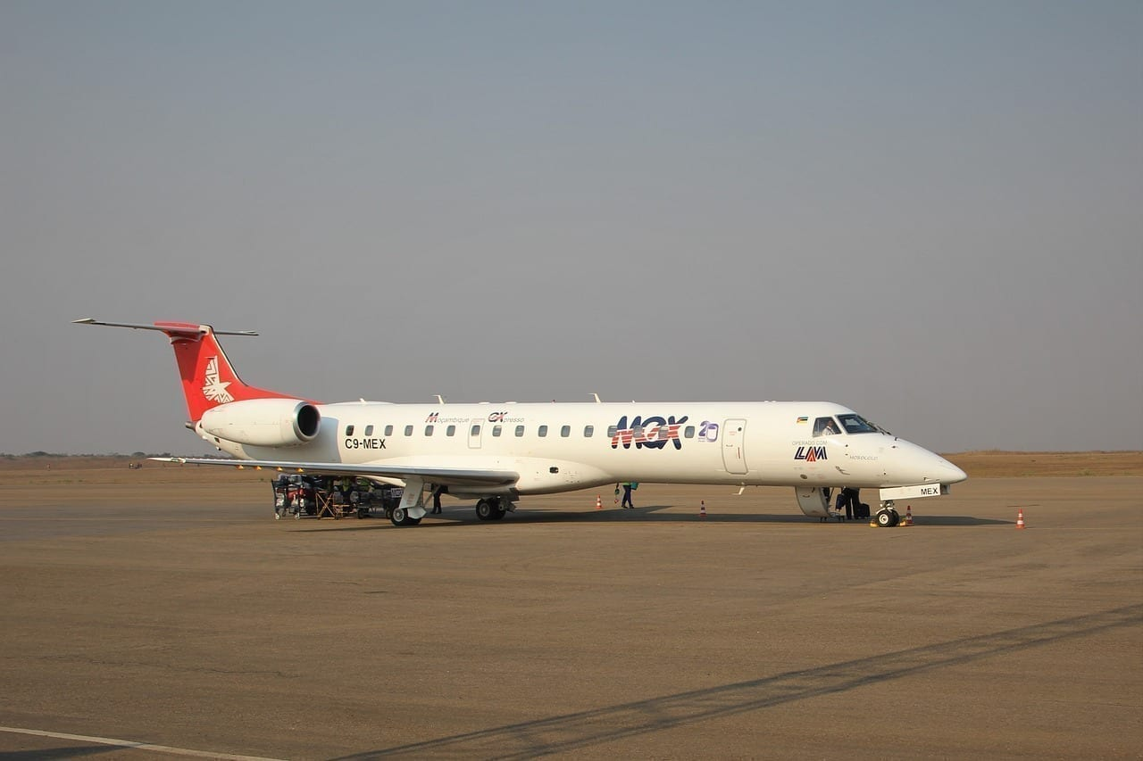 Lam Mozambique Aerolínea