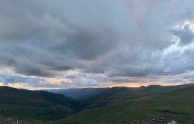 Lesotho Buthe Buthe Montañas
