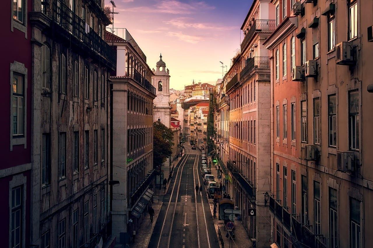 Lisboa Portugal Ciudad