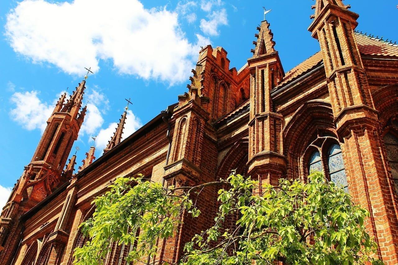 Lituania Iglesia Turismo