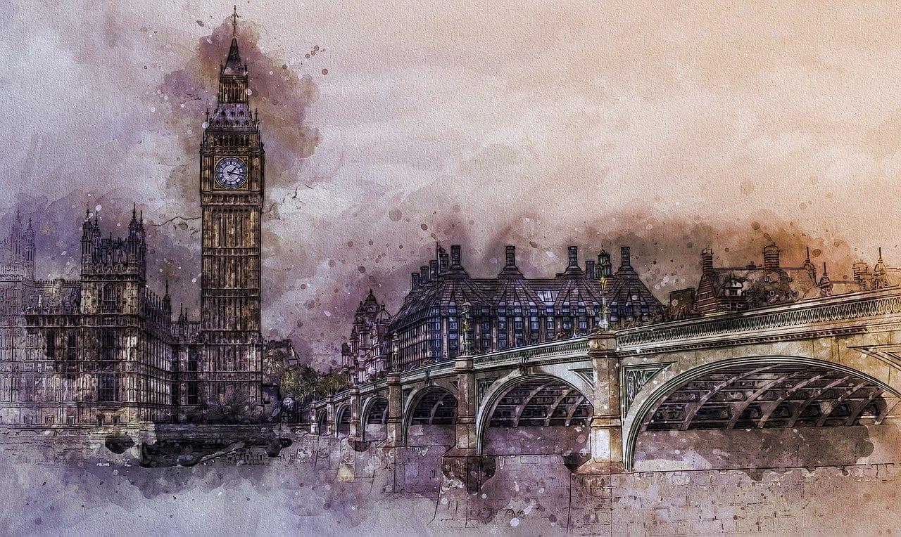 Londres Reino Unido Ciudad