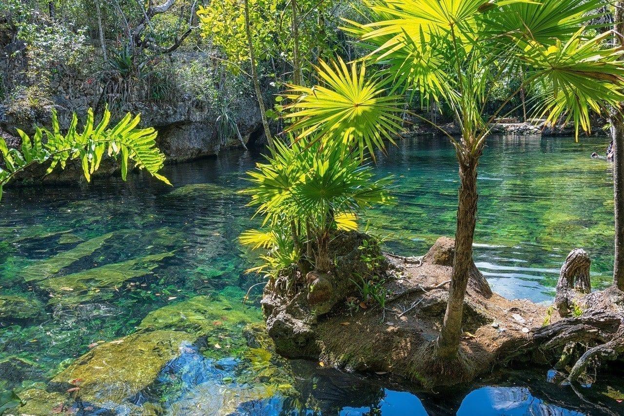 México Yucatán Cenote