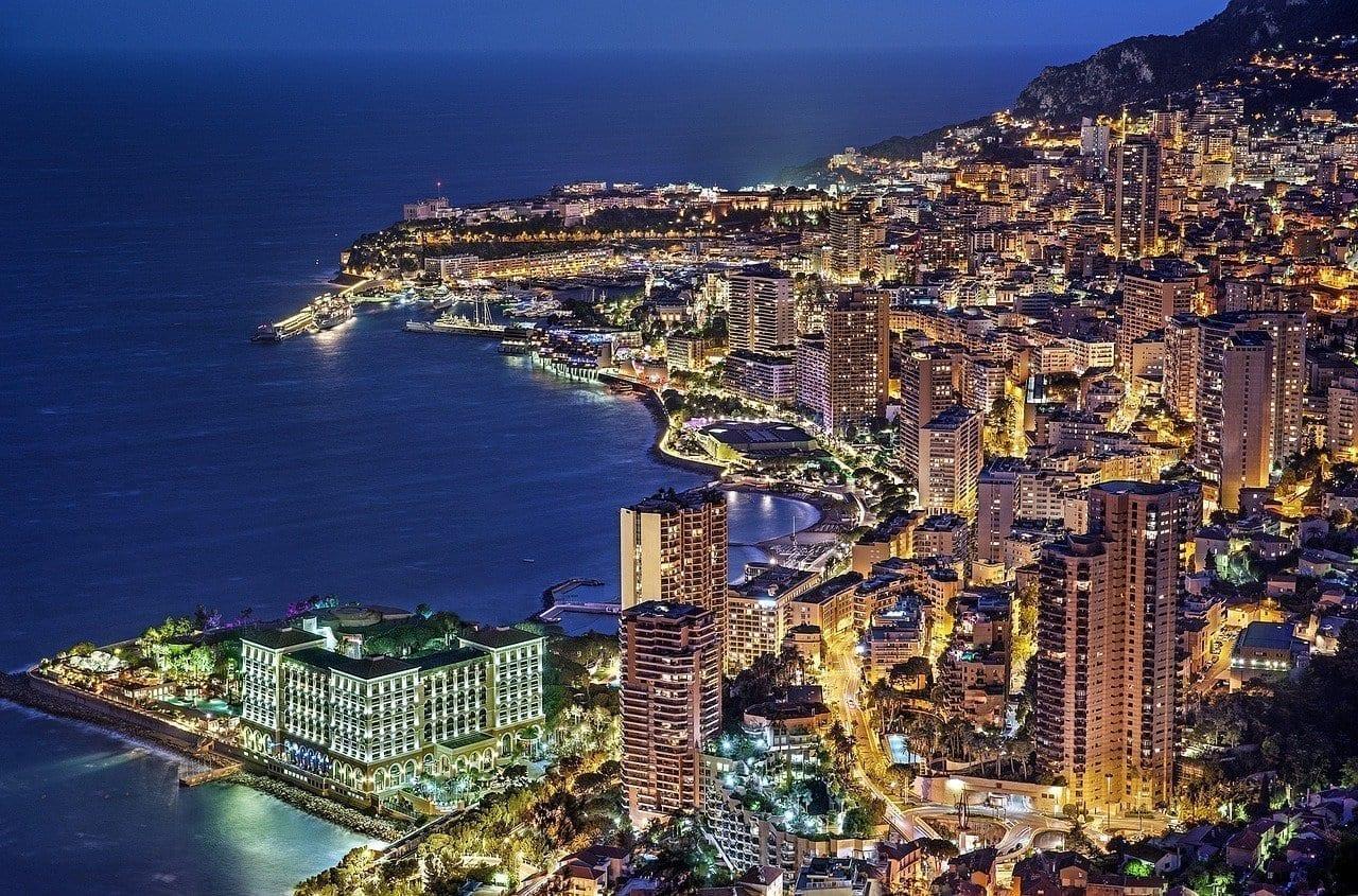 Mónaco Monte Carlo Francia