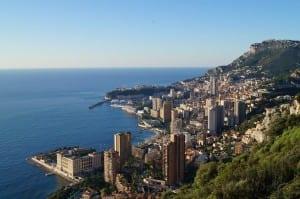 Mónaco Monte Carlo Mar