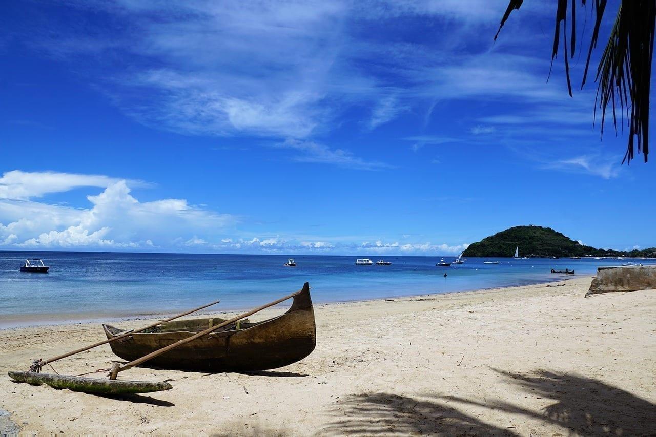 Madagascar Isla El Agua