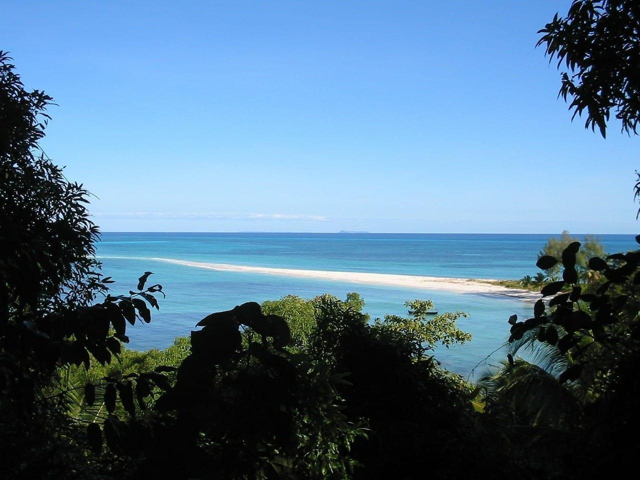 Madagascar Playa Mar