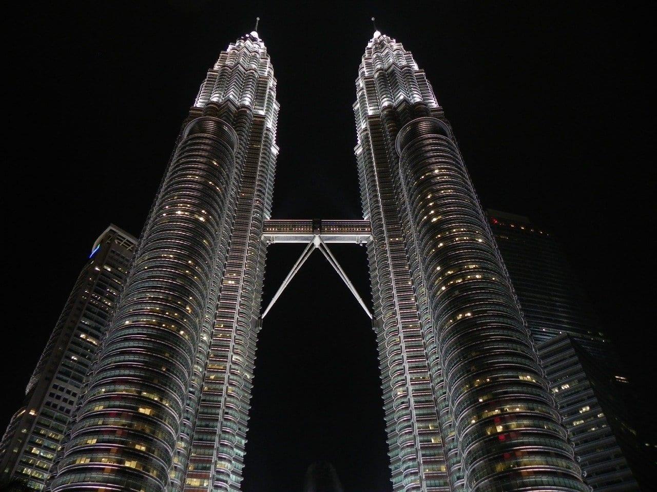 Malasia Rascacielos Kuala