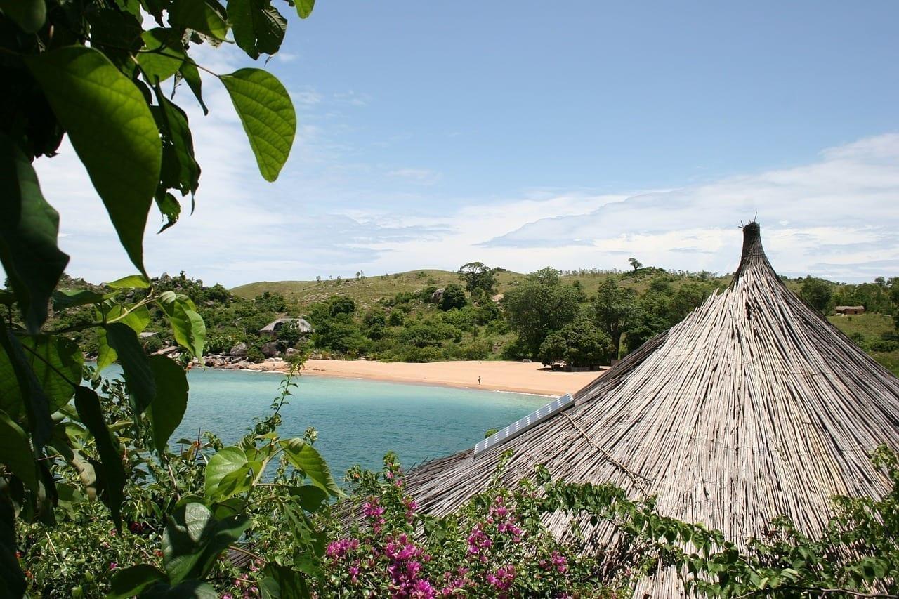 Malawi Punto De Vista Océano