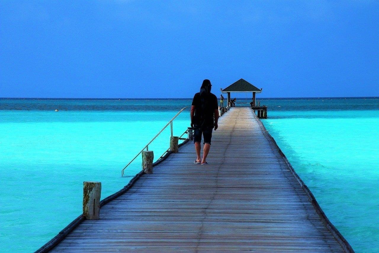 Maldivas El Muelle Puente