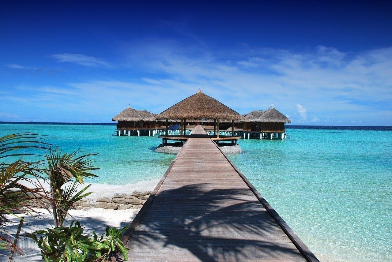 Maldivas Playa Vacaciones