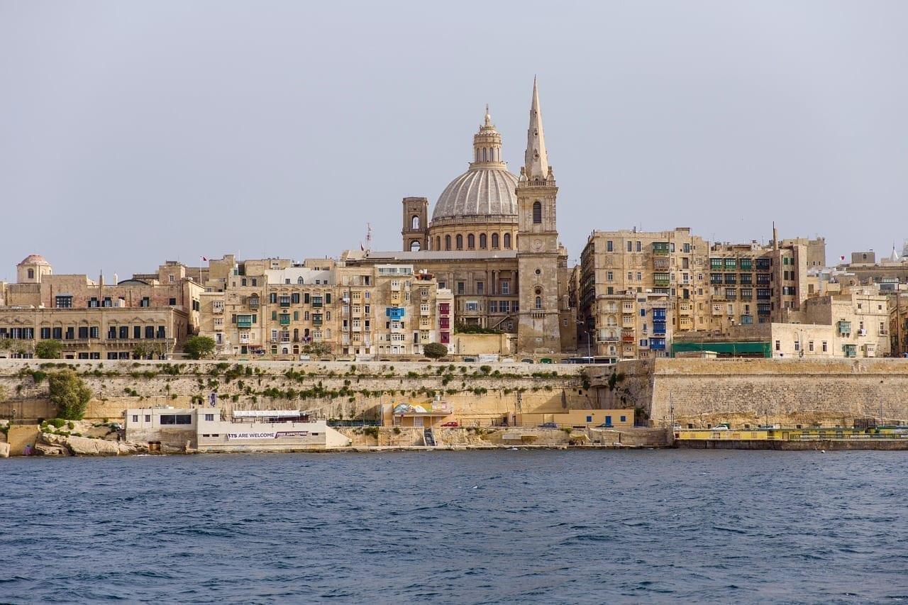 Malta Iglesia Basílica De Nuestra Señora De Mt Carmel