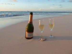 Mar Champaña Aruba