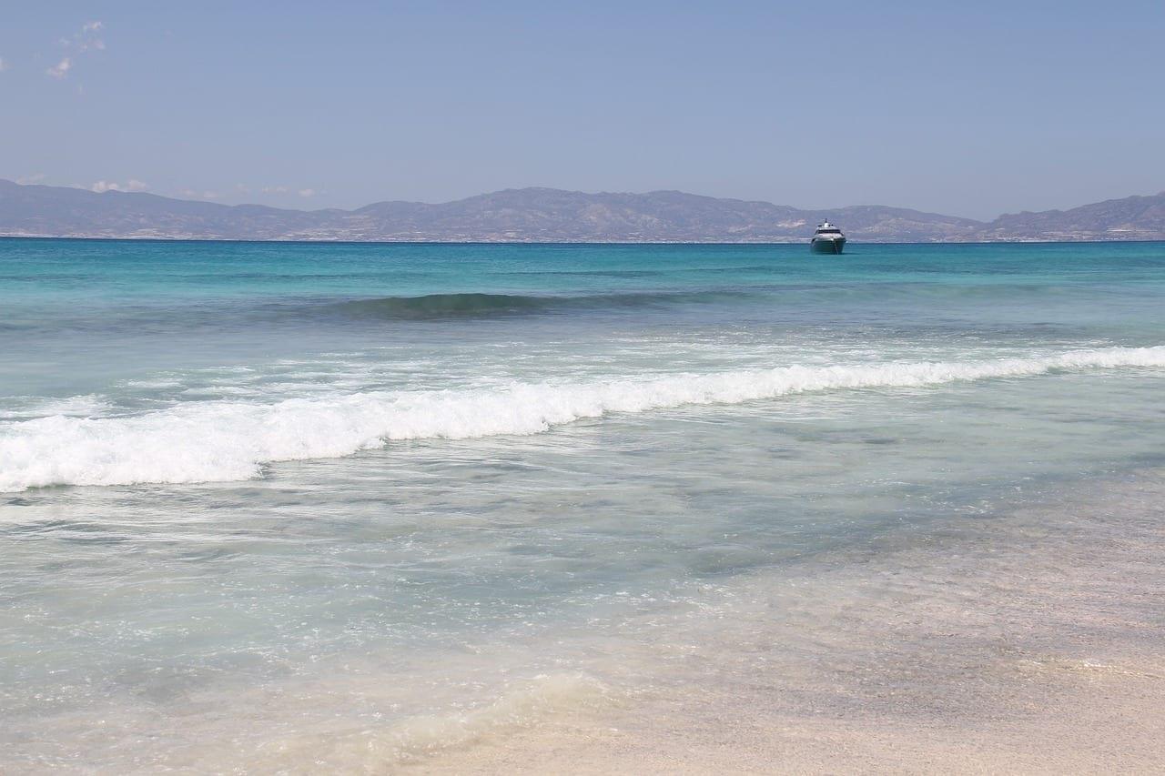 Mar De Libia Chrissi Isla