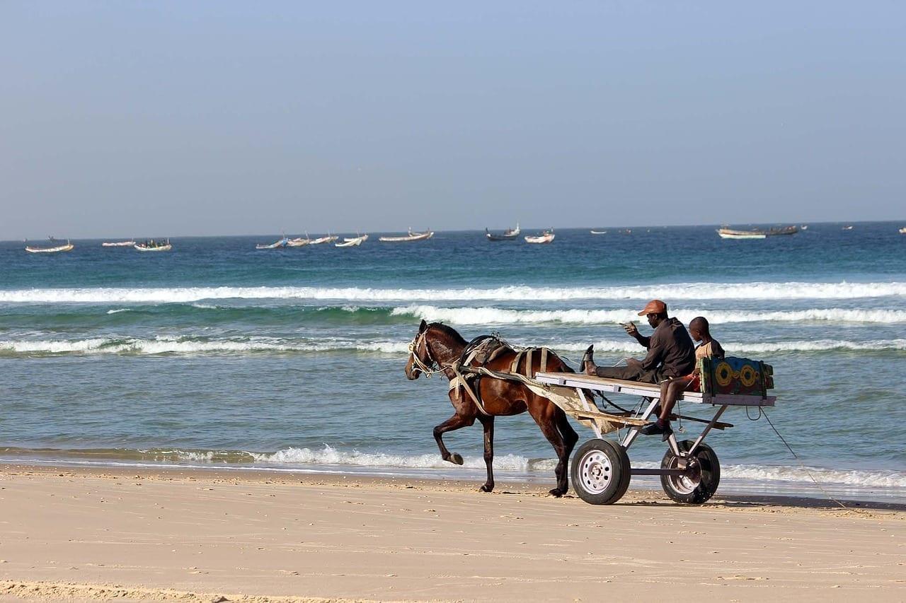 Mar Playa Senegal