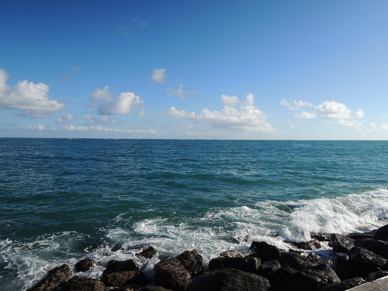 Mar Puerto Rico Vista