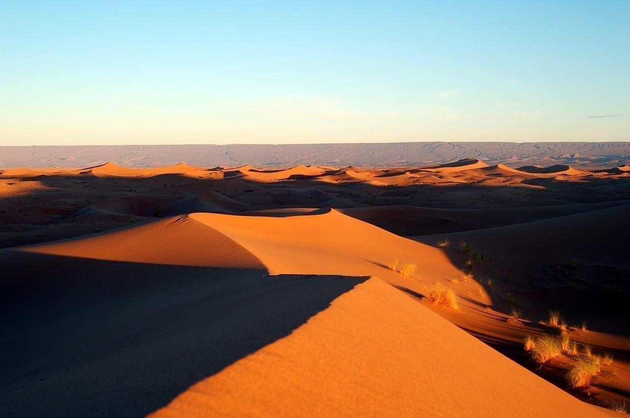 Marruecos áfrica Desierto