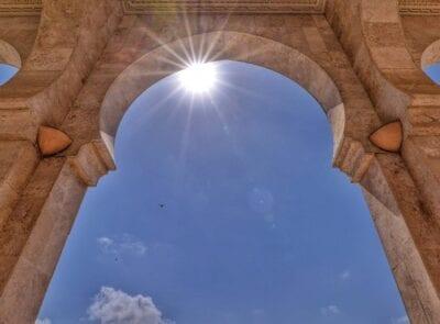 Marruecos Casablanca Mezquita Hassan