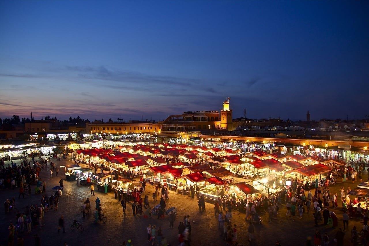 Marruecos Oriental Marrakech