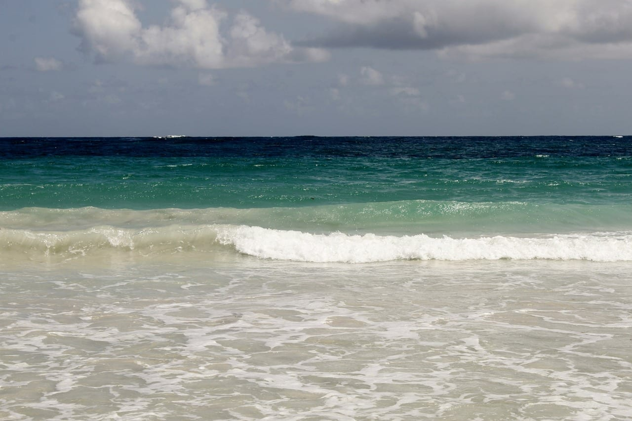 Martinica Isla Océano