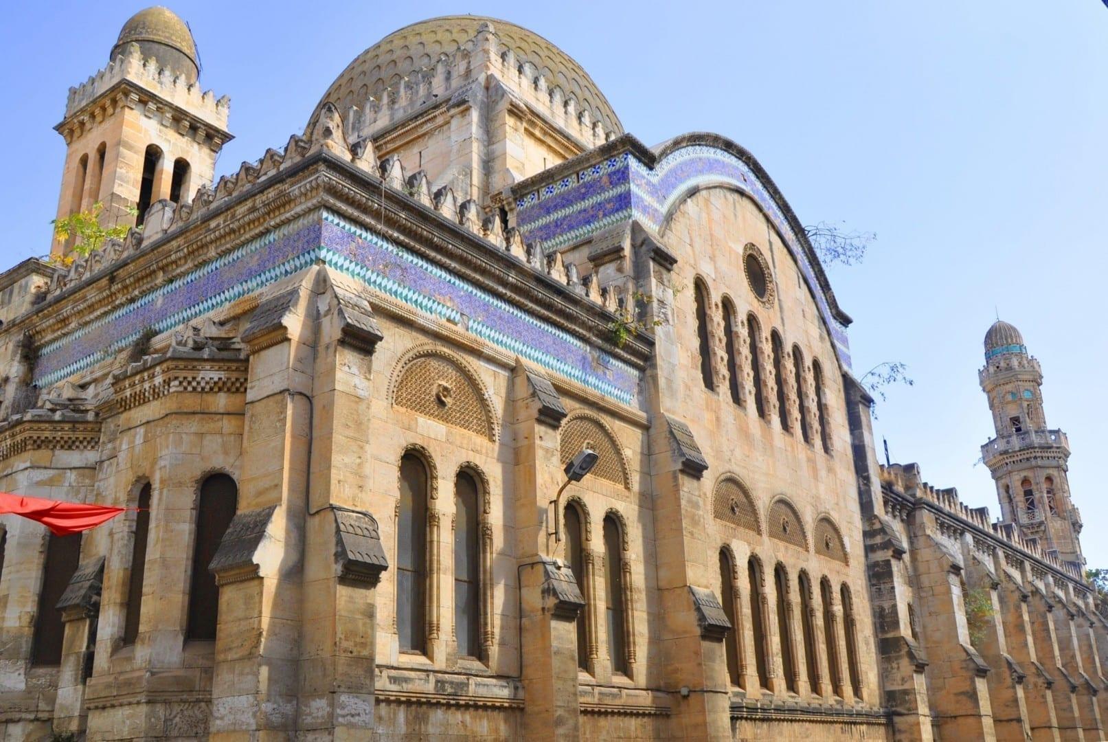 Mezquita Ketchaoua Argelia