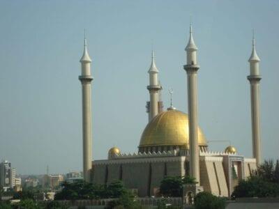 Mezquita Nacional de Abuja Nigeria
