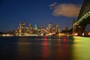 Milsons Point Sydney Australia