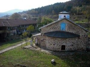 Monasterio de San Iván de Rilski, Chiprovtsi, Bulgaria Bulgaria