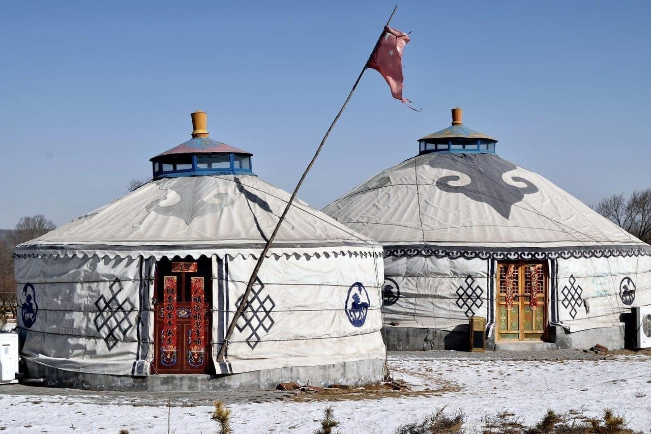 Mongolia Interior China De Viaje