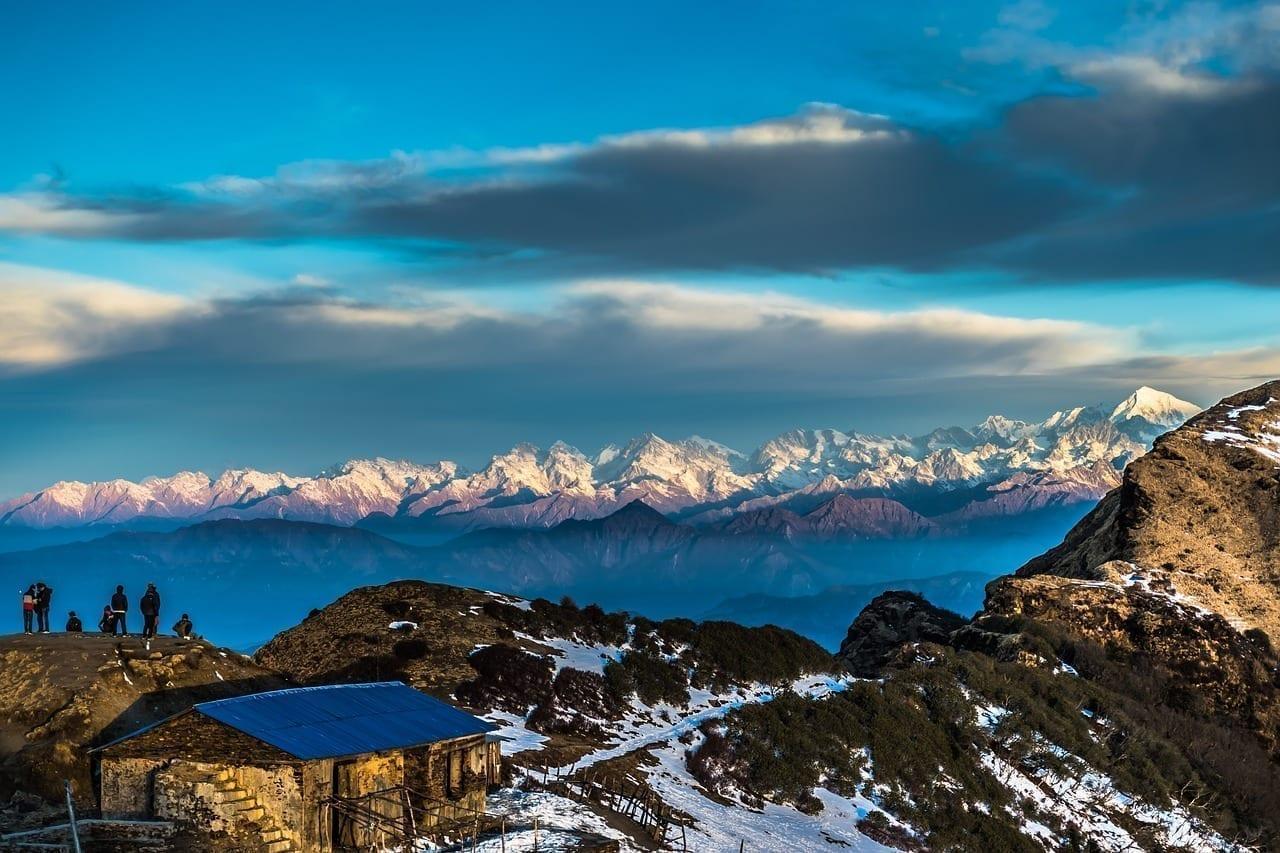 Montañas Nepal Naturaleza