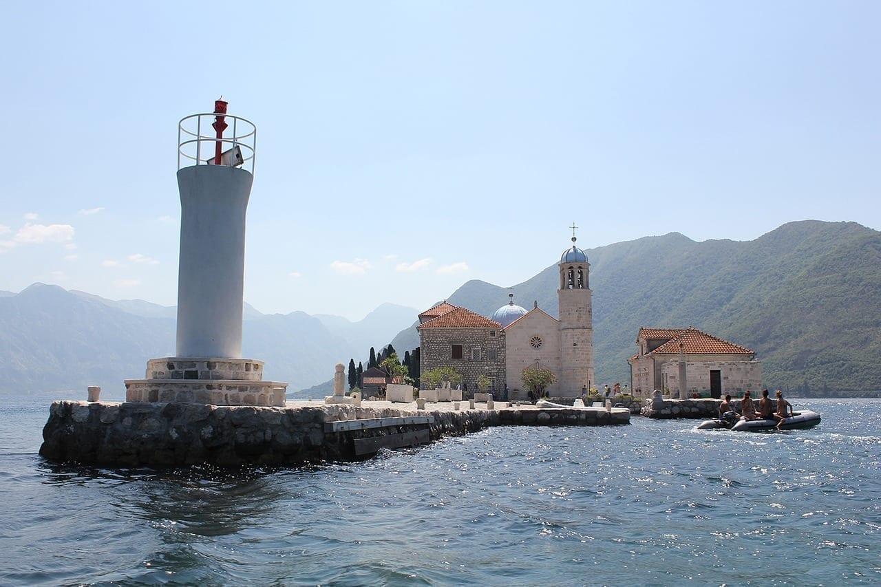 Montenegro Bahía De Boka Bahía